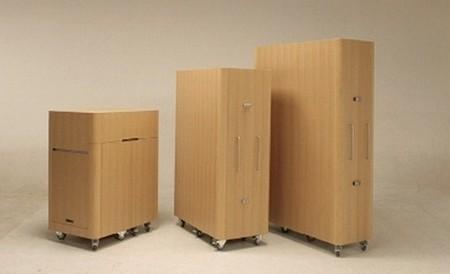 Мебель Kenchikukagu – в духе японского минимализма — фото 13