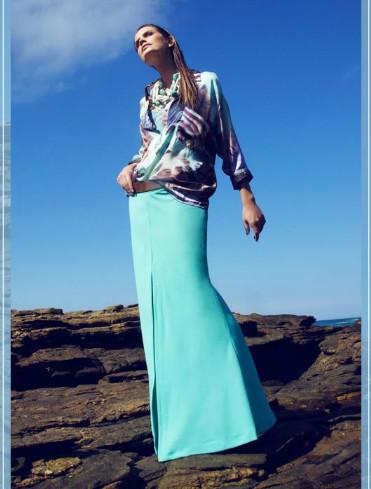 Яркая коллекция Regina Salomao сезона весна-лето 2013 — фото 9