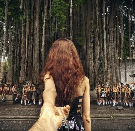 Иди за мной! – фото о любви и путешествиях — фото 3