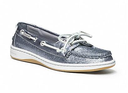 Коллекция обуви от Coach весна-лето 2013 – каблуки, платформа, мокасины, сандалии! — фото 44