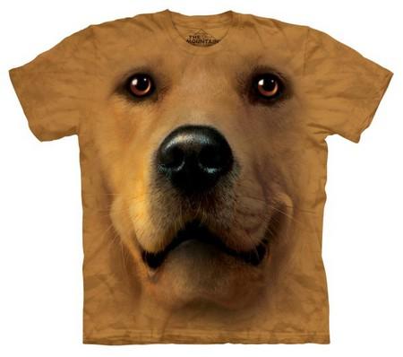 Настоящий звериный принт на футболках The Mountain — фото 16