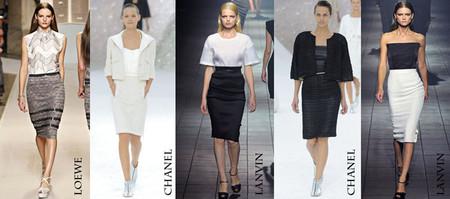 Абсолютно все авторитетные дизайнеры уважают юбку-карандаш