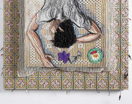 Яркие картины из кабелей от Федерико Урибе — фото 7