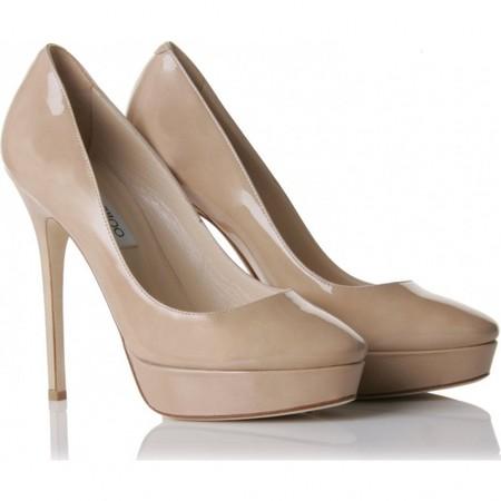 Туфли цвета «нюд» - новая классика! С чем носить, как комбинировать — фото 68