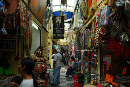Большой рынок товаров для колдовства в Мексике — фото 9