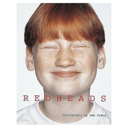 Красивая книжка про рыжих