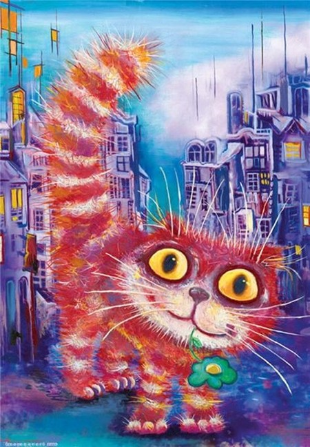 Коты и кошки Бориса Касьянова — фото 16