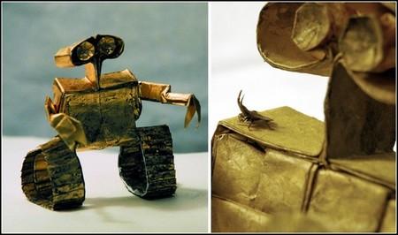 А робот Валли — просто лапочка )