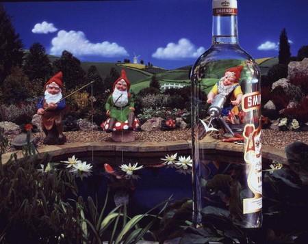 Реклама водки – особый вид маркетингового искусства — фото 86
