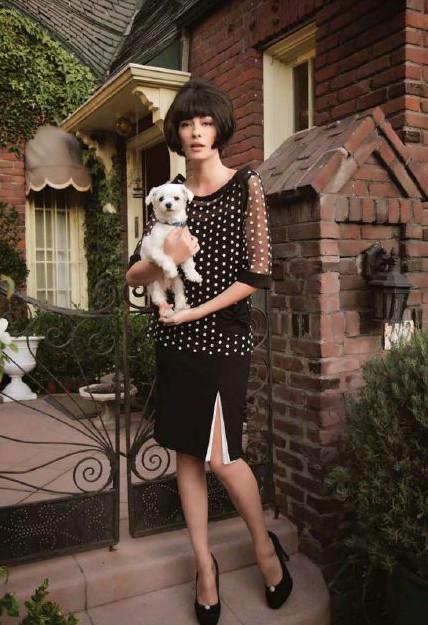 Платья Евы Франко – роскошная нежность и летняя свежесть — фото 14