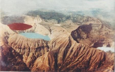 Вулкан Келимуту и 3 разноцветных озера — фото 14