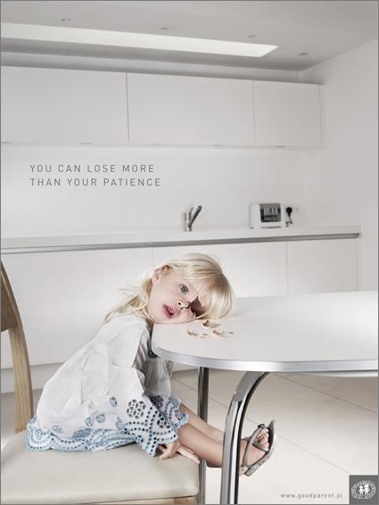 Сила социальной рекламы - детская тема — фото 2