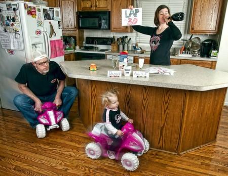 Папа и дочь – истории в картинках. Фото Дэйва Энглдау — фото 4