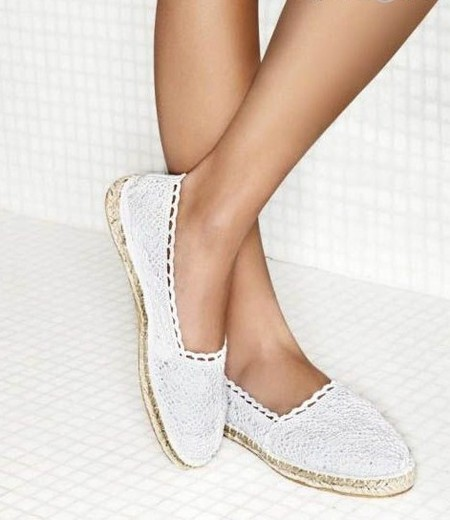 Эспадрильи – удобнее обуви не бывает! — фото 12