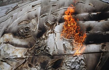 В память о ВОВ – лица, нарисованные огнем и «коктейлем Молотова». Проект T-Radya — фото 10