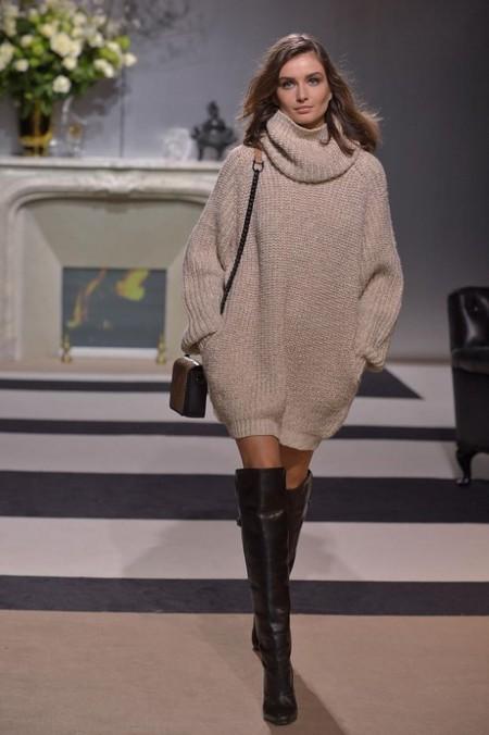 H&M выходит на подиумы – коллекция осень-зима 2013-2014 — фото 14
