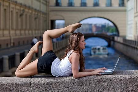Даша Котельникова, художественная гимнастика, Зимняя канавка