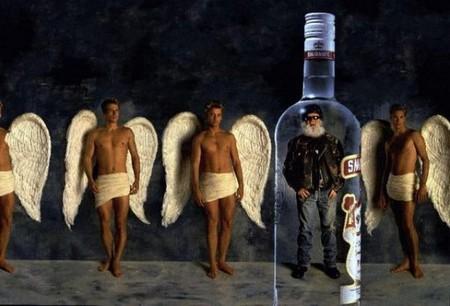 Реклама водки – особый вид маркетингового искусства — фото 82