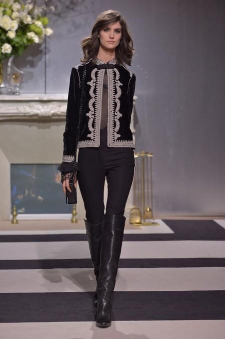 H&M выходит на подиумы – коллекция осень-зима 2013-2014 — фото 16