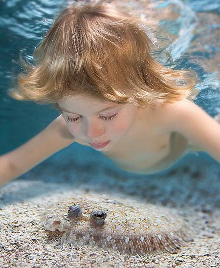 Zena Hollоway – редкий подводный фотограф — фото 10