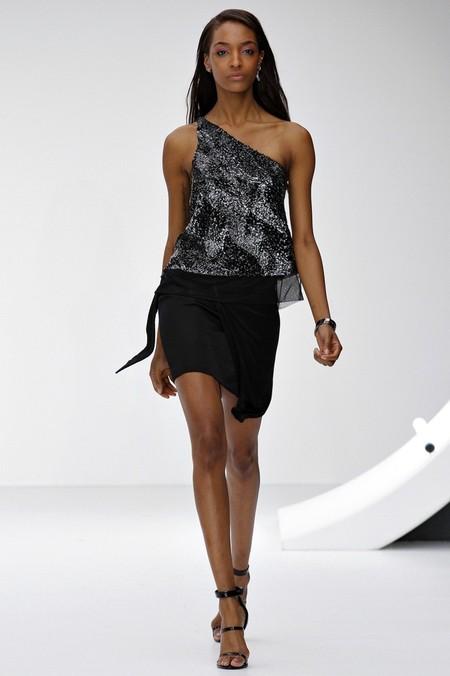 Коллекция Topshop весна-лето 2013 – мода из Британии — фото 30
