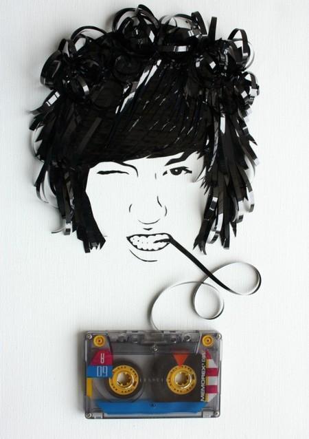 «Призрак в машине» - портреты из магнитофонной ленты — фото 5