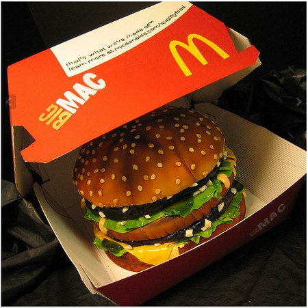 Тортбургер )