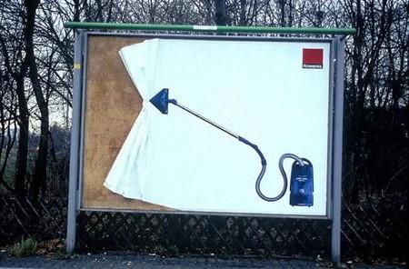 Реклама пылесосов … тоже затягивает! Креатив от разных производителей — фото 7