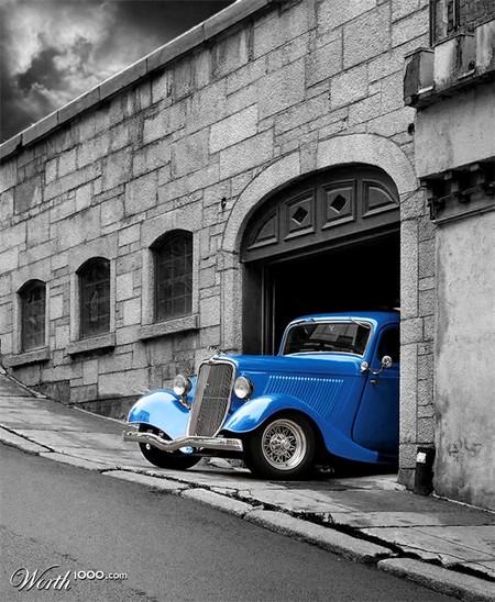 Что, если мир станет более … голубым? Красивый фотошоп — фото 57