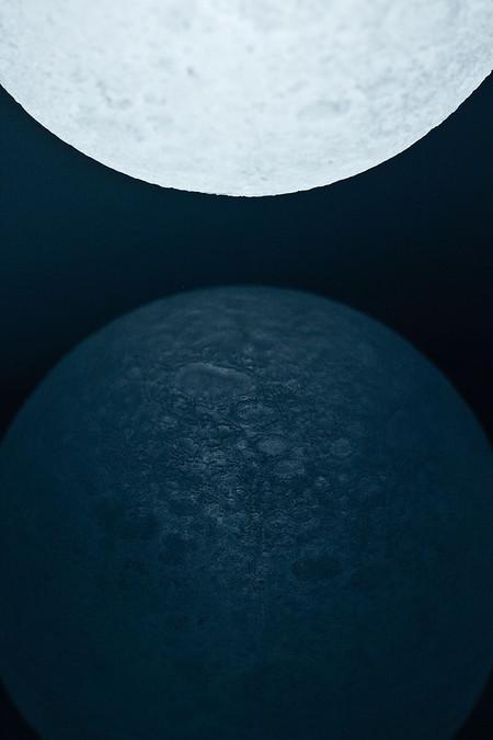 Лунный светильник The Moon от Эсуке Тачикава — фото 5