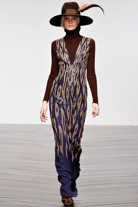 Issa осень-зима 2013-2014 – коллекция от личного стилиста герцогини — фото 32
