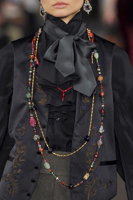 Коллекция Ralph Lauren осень-зима 2013-2014 – эпохе Анны Карениной посвящается — фото 75