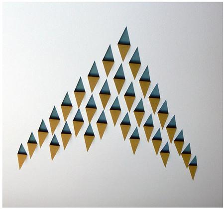 Тонкая бумажная резьба – работы Лизы Родден — фото 8