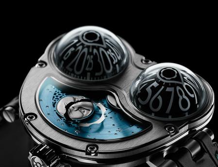 Роскошный нестандарт – часовые машины от MB&F — фото 8