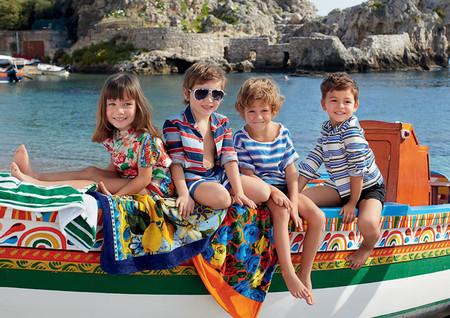 Самым любимым – детская коллекция Dolce&Gabbana весна-лето 2013 — фото 13