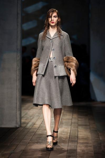 Осень-зима 2013-2014 с Prada – будет ретро и тепло — фото 6