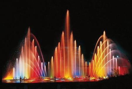Самые необычные и красивые фонтаны. Но не все ))) — фото 20