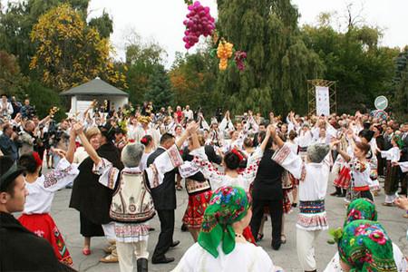 День вина в Молдове – национальный праздник — фото 15