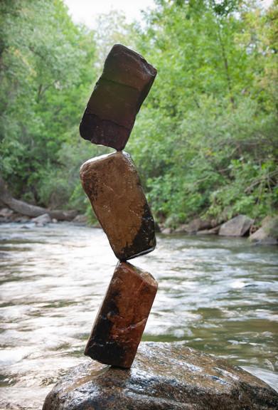 Невозможная грация камней – творчество Майка Граба — фото 8