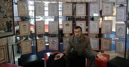 Денис Лопатин – «опасный» художник — фото 41