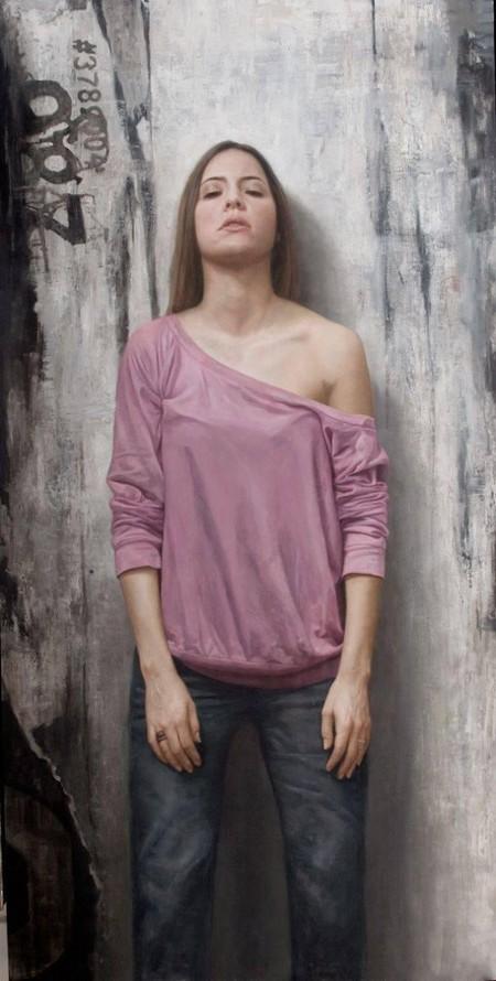 Стена в роли полотна – картины Дэвида Джона Кассана (David Jon Kassan) — фото 2