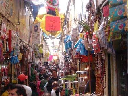 Большой рынок товаров для колдовства в Мексике — фото 11
