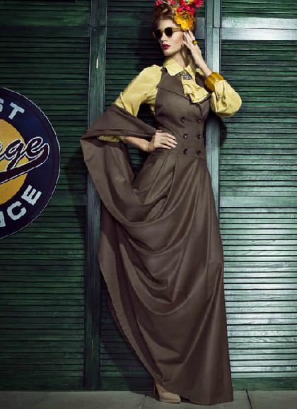 Весенняя коллекция 2013 от M.Reason – модные фантазии российских модельеров — фото 2