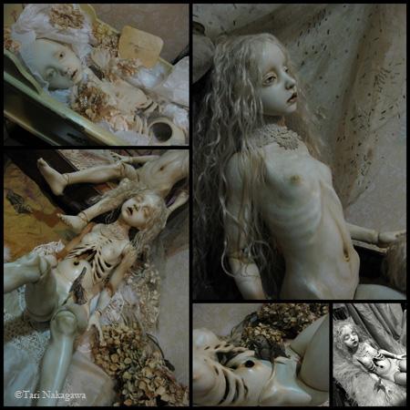 Еще раз о странных куклах – творчество Tari Nakagawa — фото 11