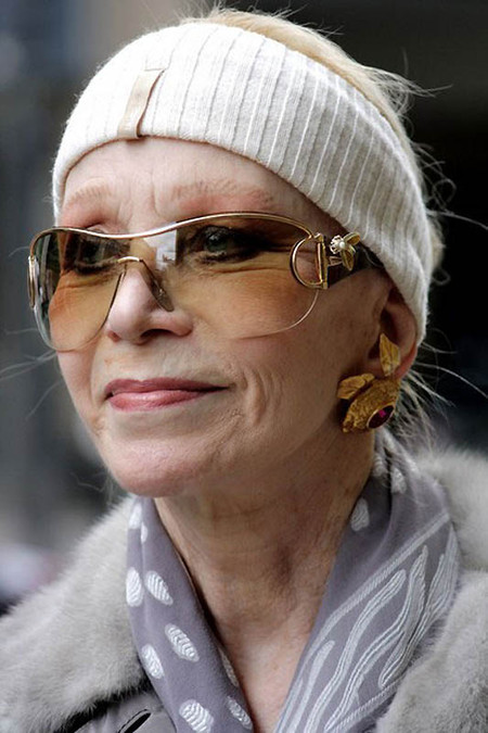 Стильные старушки – проект «Advanced Style» Ари Сет Коэна — фото 33