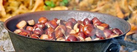 Осень во Франции пахнет каштанами … Fête de la Châtaigne – национальный каштановый праздник — фото 6
