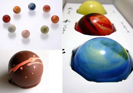 И снова конфеты-планеты. Шоколадный планетарий от L'éclat — фото 20