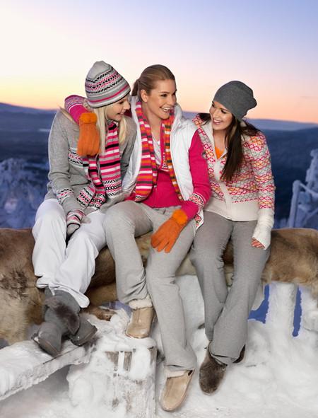 Яркая зима с Luhta – в городе и в горах, мальчикам и девочкам ))) — фото 12