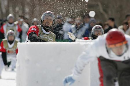 Юкигассен – зимний спорт, со снежками и стратегией! — фото 11
