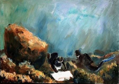 Подводная живопись ART GALLERY KATRAN – лучший способ передать цвета морских глубин — фото 15